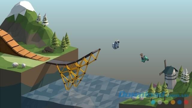 Tạo ra nhiều lối đi an toàn trong game xây dựng mới