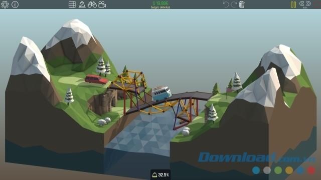 cập nhật Poly Bridge mới