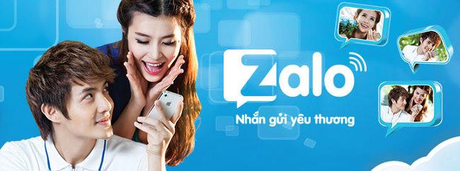 Giao diện Zalo - Cài đặt