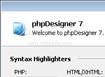 PHPDesigner7  v7.2.1.15