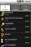 APKtor for Android