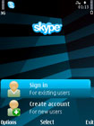 Skype for S60 5th Edition