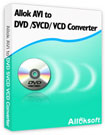 Allok AVI to DVD SVCD VCD Converter 3.5