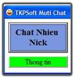 TKPSoft Muti Chat - Chat nhiều nick trên yahoo