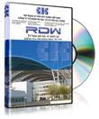 RDW - Đưa TCVN vào các chương trình tính kết cấu nước ngoài