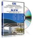 KIW - Phần mềm tính toán thiết kế khung thép tiền chế