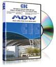 MDW - Phần mềm tính toán móng đơn