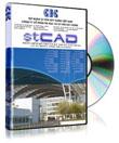 stCAD - Hỗ trợ vẽ thiết kế xây dựng và bóc tiên lượng