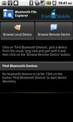 Bluetooth File Explorer for Android