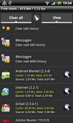 Quick App Manager for Android