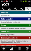 ToDo Log for Android