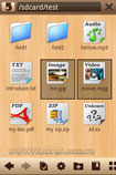 Wood File Manager for Android