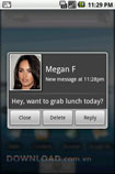 SMS Popup for Android