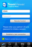 TeamViewer Pro for iOS