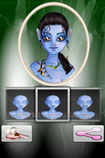 Avatar makeup for Android