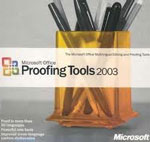 Microsoft Office Proofing Tools 2003 Service Pack 2