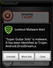Lookout Mobile Security for Android