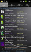Android App Manager for Android