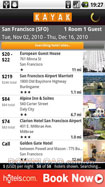 KAYAK Flight Hotel Car Search for Android