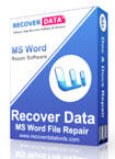 Recover Data for Word