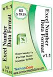 Excel Number Date Format