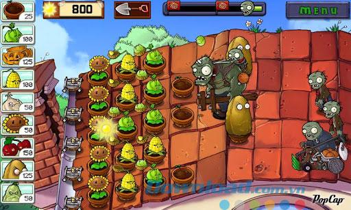 Các loại zombie trong game