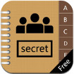 iSecretContacts Free for iOS