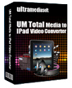 UM Total Media to iPad Converter