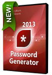 BinaryMark Password Generator