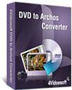 4Videosoft DVD to Archos Converter