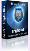 Cryptic Disk Professional Edition
