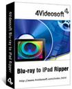 4Videosoft Blu-ray to iPad Ripper
