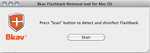 Bkav Flashback Removal Tool cho Mac