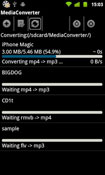 Mp3 Media Converter for Android