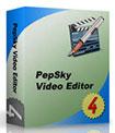 Pepsky Video Editor