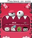 Mouth Monster for BlackBerry