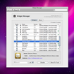 Widget Manager for Mac