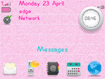 Pink Note for BlackBerry