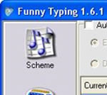 Funny Typing