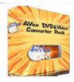 Avex DVD & Video Converter Pack