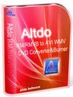 Altdo RM/RMVB to AVI WMV DVD Converter&Burner