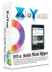 XtoYsoft DVD to Mobile Phone Ripper