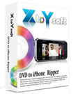XtoYsoft DVD to iPhone Ripper