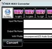 RER WAV Converter