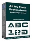 All My Fonts Pro