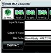 RER M4A Converter