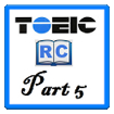 Learn TOEIC Part 5 for Android