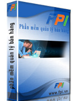 Phần mềm quản lý kho FPI
