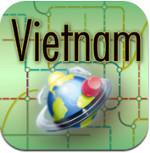 Vietnam Map cho iOS