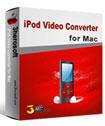 3herosoft iPod Video Converter for Mac